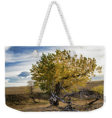 Painted By Nature Weekender Tote Bag by Alana Thrower
