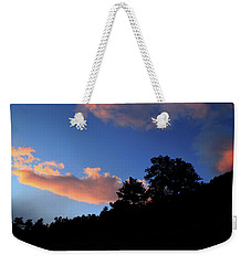 Painted Clouds Weekender Tote Bag