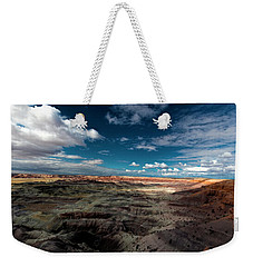 Painted Desert Weekender Tote Bag by Charles Ables