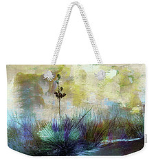 Painted Desertscape Weekender Tote Bag by Barbara Chichester