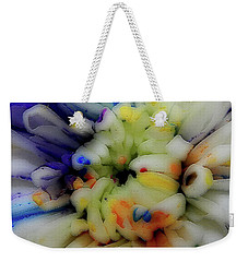 Painted Flowers #6253_0a Weekender Tote Bag