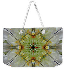 Painted Flowers #6253_4 Weekender Tote Bag
