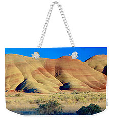 Painted Hills Extreme Pano  Weekender Tote Bag
