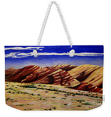 Painted Hills Weekender Tote Bag