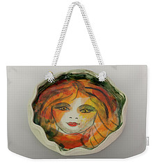 Painted Lady-1 Weekender Tote Bag