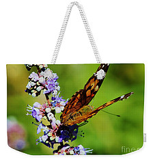Painted Lady II Weekender Tote Bag