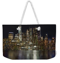Painted Lights Weekender Tote Bag