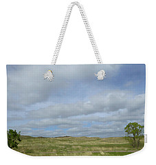 Painted Plains Weekender Tote Bag