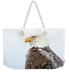 Painted Protrait Weekender Tote Bag