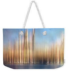 Painterly Scapes Weekender Tote Bag