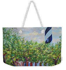 Painting The Light Weekender Tote Bag