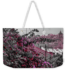 Painting The Town Red Weekender Tote Bag