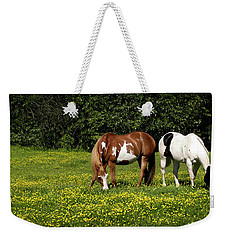 Paints N Buttercups 2 Weekender Tote Bag