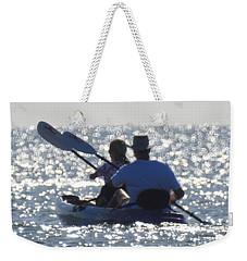 Paired Well Weekender Tote Bag