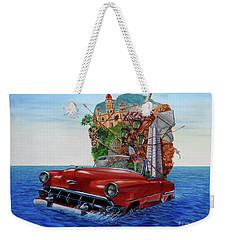 Paisaje Pasado Por Agua Weekender Tote Bag