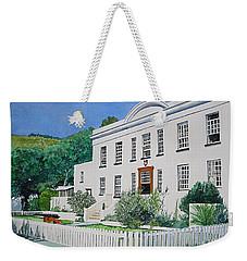 Palace Barracks Weekender Tote Bag by Tim Johnson