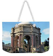 Palace Of Fine Arts Weekender Tote Bag by Steven Spak