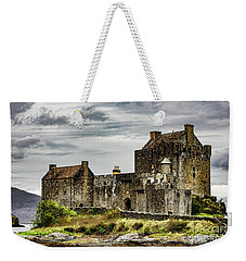 Palace Of Poetry Weekender Tote Bag by Anthony Baatz