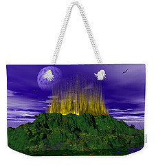 Palace Of The Moon Weekender Tote Bag by Mark Blauhoefer