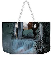 Pinto  Falls Weekender Tote Bag