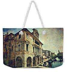 Palazzo Lisatti - Mascheroni Weekender Tote Bag