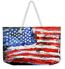 Palette Of Our Founding Principles Weekender Tote Bag