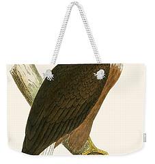 Pallas's Sea Eagle Weekender Tote Bag by English School