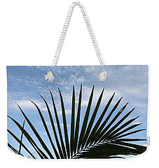 Palm And Clouds  Weekender Tote Bag