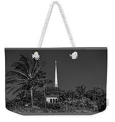 Palm Church Steeple Delray Beach Florida Weekender Tote Bag