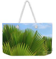 Palm Fans Weekender Tote Bag