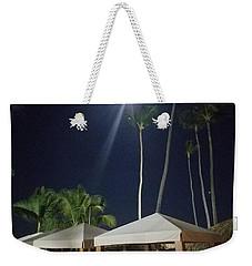 Palm Moon Weekender Tote Bag