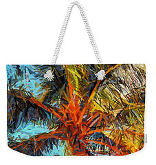 Palm No. 1 Weekender Tote Bag