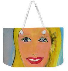 Palm Springs Doll Weekender Tote Bag