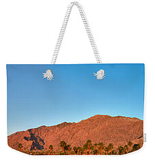 Palm Springs Sunrise Weekender Tote Bag