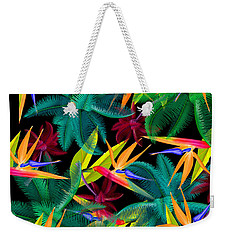 Palm Tree 4 Weekender Tote Bag