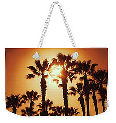 Palm Tree Dreams Weekender Tote Bag