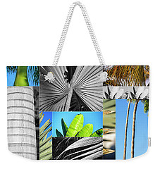Palm Tree Parts Weekender Tote Bag