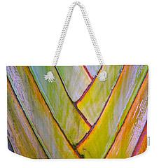 Palm Tree Pattern Weekender Tote Bag