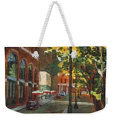 Palmer Street Weekender Tote Bag