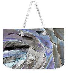 Layered Colors Weekender Tote Bag