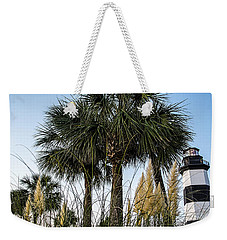 Palms At Lightkeepers Weekender Tote Bag