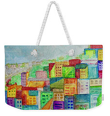 Palmyra Weekender Tote Bag by Kim Nelson