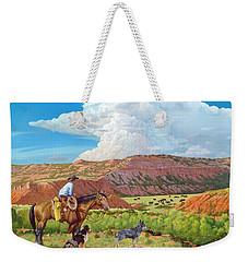 Palo Duro Serenade Weekender Tote Bag