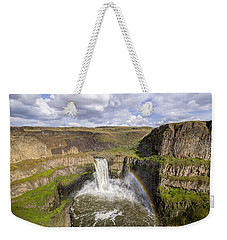 Palouse Falls Weekender Tote Bag by Albert Seger