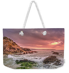Pambula Rocks Weekender Tote Bag