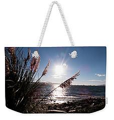 Pampas By The Sea Weekender Tote Bag