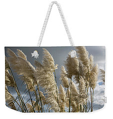 Pampas Grass Weekender Tote Bag