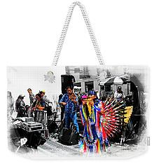 Pan Flutes In Cuenca Weekender Tote Bag
