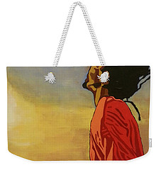 Pan Rising Weekender Tote Bag