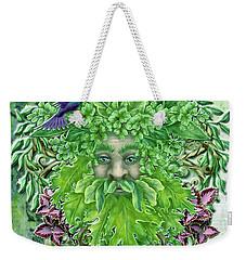 Pan The Protector Weekender Tote Bag